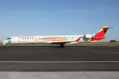 EC-LJS 30082019 (Tristar1011) Tags: ebbr bru brusselsairport iberiaregional airnostrum bombardier cl6002e25 crj1000 crjx ecljs aviaciónsinfronteras