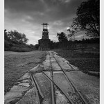 Barnsley Main Colliery (a mere ghost of its former self)