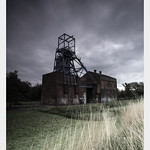 Barnsley Main Colliery (the ghost of)