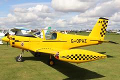 G-OPAZ (GH@BHD) Tags: gopaz pazmany pazmanypl2 pl2 laa laarally laarally2019 sywellairfield sywell aircraft aviation