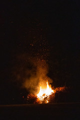 Bonfire (niseag03) Tags: 2019 luckycowboy cottontown tennessee
