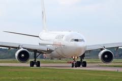 Airbus A330-203 - SU-TCH - HAJ - 08.09.2019(9) (Matthias Schichta) Tags: haj hannoverlangenhagen eddv planespotting flugzeugbilder flugzeug aviation airbus sutch almasriauniversalairlines a330200