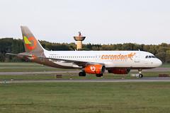 Airbus A320-232 - SX-SOF - HAJ - 10.09.2019(2) (Matthias Schichta) Tags: haj hannoverlangenhagen eddv planespotting flugzeugbilder flugzeug aviation airbus corendon sxsof a320200