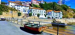 Portu Zaharra (eitb.eus) Tags: eitbcom 36947 g1 tiemponaturaleza tiempon2019 costa bizkaia getxo franciscojavierlarrabeiti
