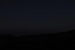 c'era qualcuno in mezzo al mare (Alberto Cameroni) Tags: puglia vieste notte stelle sanlorenzo leica leicaxtyp113 mare adriatico blur testadelgargano