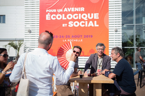Campus19 du Parti Socialiste à La Rochelle