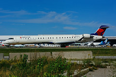 N913XJ (Delta Conn. - Endeavor Air) (Steelhead 2010) Tags: deltaairlines nreg yyz n913xj bombardier crj crj900