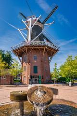 Meyers Mühle (klaus.bostelmann) Tags: papenburg ostfriesland meyerwerft