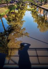 Selfie in Papenburg (klaus.bostelmann) Tags: papenburg ostfriesland meyerwerft