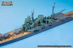 Chikuma Japanese Heavy Cruiser-03 (whitemetalgames.com) Tags: whitemetalgames wmg white metal games painting painted paint commission commissions service services svc raleigh knightdale northcarolina north carolina nc hobby hobbyist hobbies mini miniature minis miniatures tabletop rpg roleplayinggame rng warmongers wargamer warmonger wargamers tabletopwargaming tabletoprpg ww2ships worldwar2 worldwartwo ship historicalnavalbattle 1700scale