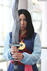IMG_6051 (willdleeesq) Tags: d23 d23expo d23expo2019 disney cosplay cosplayer cosplayers disneycosplay mulan anaheimconventioncenter