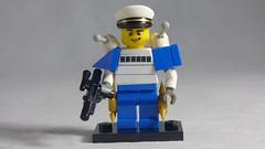Brick Yourself Premium Lego Figure - Boatman