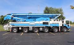 Gastaldo Concrete LTD. Truck (raserf) Tags: gastaldo concrete cement truck trucks pump pumper pumping ltd mack putzmeister annacis island delta columbia canada sturtevant wisconsin racine county british