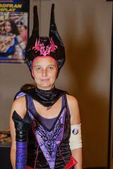 Maleficent (timz2011) Tags: maleficent xt3 cardifffilmcomicconseptember2019 cardifffilmcomiccon cfcc cosplay anime gaming film comic