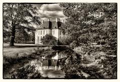 Hünxe - Schloss Gartrop 06 (Daniel Mennerich) Tags: hünxe schlossgartrop germany deutschland nrw castlegartrop canon dslr eos hdr hdri spiegelreflexkamera slr