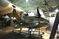 SAC_0114a McDonnell XF-85 Goblin parasite fighter (kurtsj00) Tags: sac museum strategic air command