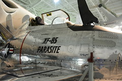 SAC_0109 McDonnell XF-85 Goblin parasite fighter (kurtsj00) Tags: sac museum strategic air command
