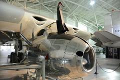 SAC_0108 McDonnell XF-85 Goblin parasite fighter (kurtsj00) Tags: sac museum strategic air command