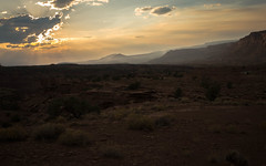 Capitol Reef in the evening (hicken999) Tags: capitolreef evening outside landscape utah