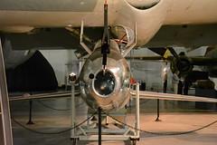 SAC_0117 McDonnell XF-85 Goblin parasite fighter (kurtsj00) Tags: sac museum strategic air command
