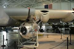 SAC_0107 McDonnell XF-85 Goblin parasite fighter (kurtsj00) Tags: sac museum strategic air command