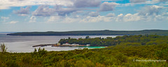 HMAS Creswell, Jervis Bay, Jervis Bay Territory, Australi (Peter.Stokes) Tags: australia australian coast colour colourphotography countryside landscape landscapes nsw native nature photography water vacations panorama outdoors photo hmascreswell jervis bay jervisbay jervisbayterritory