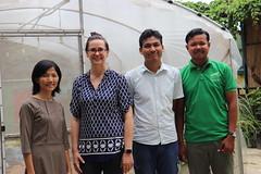 Cambodia-dawson-02 (965) (Horticulture Innovation Lab) Tags: cambodia phnompenh photobybrendadawson legrand ucdavis royaluniversityofagriculture naturalagriculturevillage bunsieng karen groupshot bsieng