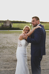 dusk (Kate ENK) Tags: wedding young couple beauty white tux suit fancy celebration weddings photography sparklers party cheers