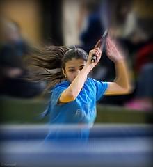 Атака. (Sergey Klyucharev) Tags: настольныйтеннис пингпонг спорт tabletennis pingpong sport girl