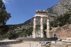 Tholos Delphi 050919 N63A0161-a (Tony.Woof) Tags: delphi tholos