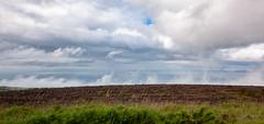 Clouds Rising from the Sea (Jocey K) Tags: triptoukanderoupe2019 june england uk devon seascape landscape sky clouds sea fields hills
