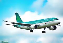 AER LINGUS A320 EI-CVD (Adrian.Kissane) Tags: aviation ireland irish flying flight arriving sky outdoors airline airliner aircraft airbus aeroplane 762009 1467 a320 eicvd dublinairport dublin aerlingus
