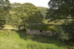 HoleEdgeBarn (Tony Tooth) Tags: nikon d600 tamron 2470mm barn derelict rural countryside burntclifftop cheshire england