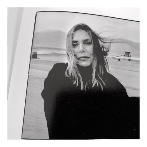 Joni Mitchell fan photo