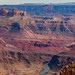 Moran Point - Colorado River winding through the Grand Canyon, Arizona