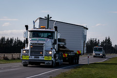 Wide Load on Pound Road #2 (254/365) (johnstewartnz) Tags: poundroad truck trucks wideload mack building canon canonapsc apsc eos 100canon 7dmarkii 7d2 7d canon7dmarkii canoneos7dmkii canoneos7dmarkii 70200mm 70200 70200f28 70200mmf28 ef70200f28lisusmiii 254365 day254 onephotoaday oneaday onephotoaday2019 365project project365 canonef70200mmf28lisiiiusm