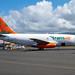Transair Boeing 737-200F; N737CS@HNL:10.09.2019