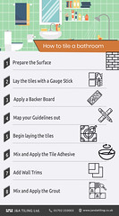 How-to-tile-a-bathroom (jandatiling) Tags: bathroom tiling