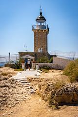 Cape Melagkavi Lighthouse (Ioannisdg) Tags: ioannisdg summer travel flickr greece vacation corinthia ioannisdgiannakopoulos loutraki peloponneseregion ithinkthisisart