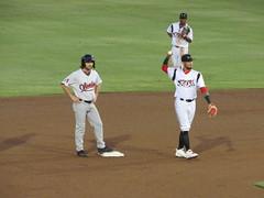 IMG_7027 (Dinur) Tags: baseball minorleaguebaseball milb californialeague calleague storm lakeelsinorestorm lestorm rawhide visaliarawhide