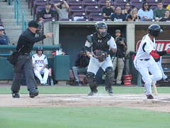 IMG_6787 (Dinur) Tags: baseball minorleaguebaseball milb californialeague calleague storm lakeelsinorestorm lestorm rawhide visaliarawhide