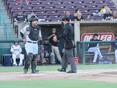 IMG_6776 (Dinur) Tags: baseball minorleaguebaseball milb californialeague calleague storm lakeelsinorestorm lestorm rawhide visaliarawhide