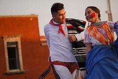 Romance (Mau Silerio) Tags: dance dancer dancing tradition traditional mexic mexique costume flower fleur fiore fashion culture folklore festival portrait travel