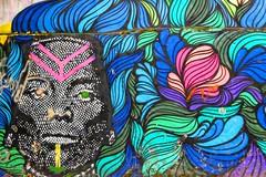 Portrait Street Art RIo de Janeiro unknown artist)) (Edgard.V) Tags: brasil brésil brasile brazil rio de janeiro rj street art urban urbano callejero mural graffiti graffportrait portraiture retrato ritratto couleurs colori cores colours colors jardim botanico