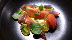 Ca N'Armengol (2019) (encantadisimo) Tags: tomate anchoas olivas crema