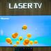 Hisense 8k television: Sonic Laser TV 100L5 with distributed mode loudspeaker