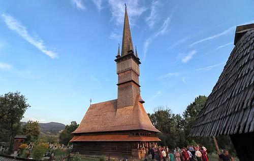 Surdesti Biserica de lemn