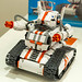 App controled kids toy: Mi Robot Builder Rover, chargeable via USB-C