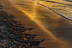 Golden beach - Baltic Sea - 5048 (Peter Goll thx for +13.000.000 views) Tags: heiligendamm deutschland nikon balticsea germnay sonnenuntergang mirrorless sea beach ocean strand mecklenburgvorpommern nikonz6 nikonz nikkor meer sunset ostsee baddoberan golden stones steine
