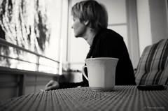 Stralsund, Morgens (tom-schulz) Tags: ricoh grii monochrom bw sw stralsund thomasschulz morgenkaffee